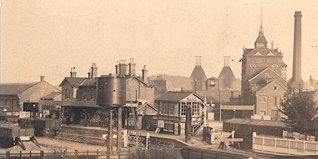 Hertford & Welwyn Junction Railway: An Online Talk by David Dent tickets