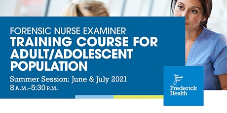 Forensic Nurse Examiner Training Course for Adult/Adolescent Population tickets