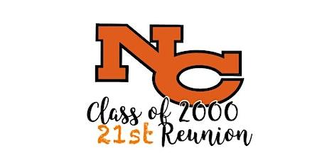 Natrona County High School Class of 2000 - 21st Reunion tickets