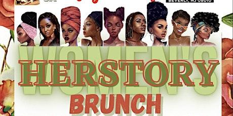 La Lus Cafe 1st Annual Women's Herstory Brunch tickets