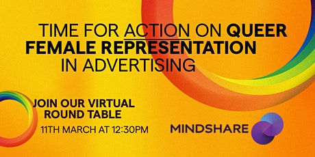 Time for action on queer female representation in advertising tickets