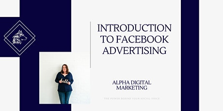 Introduction to Facebook Advertising tickets