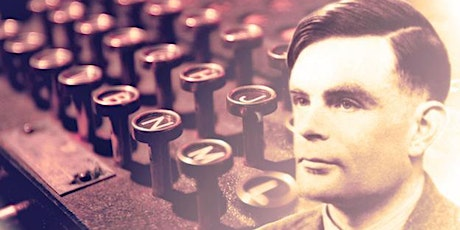 Alan Turing: An Heroic Life – Zoom talk with Turing tour guide, Ed Glinert tickets