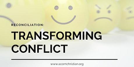 Reconciliation: Transforming Conflict (Digital Event) tickets