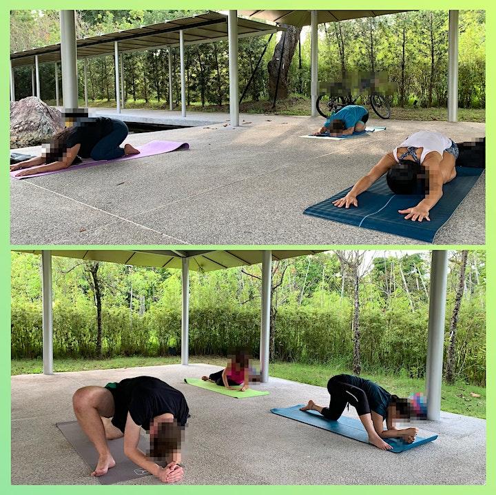 Flow with Yin Yoga image