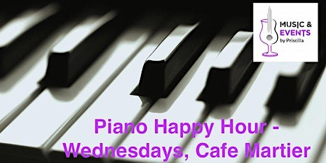Piano Happy Hour - Beautiful Vintage Bar/Restaurant, Downtown Stuart tickets