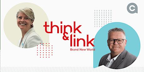 Think & Link, Brand New World, with Christine Mau and Guido Schmitz tickets