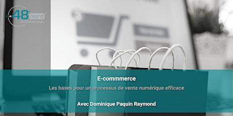 E-commerce: comment se démarquer sur le web billets