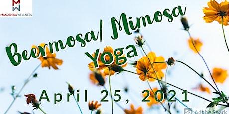 Beermosa/ Mimosa  Yoga tickets
