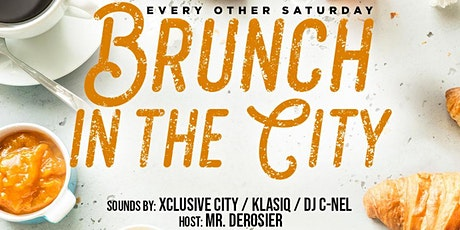 BRUNCH IN THE CITY tickets