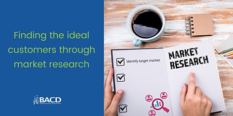 Finding the ideal customers through market research tickets