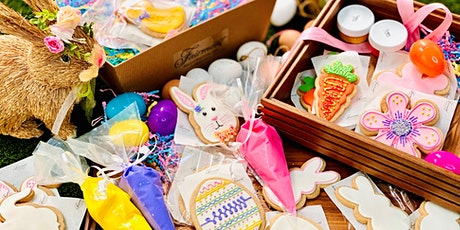 Easter Cookie Decorating Baskets To-Go tickets