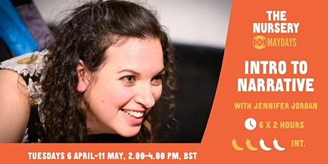 Online Intro to Narrative Improv Course tickets