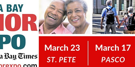 Tampa Bay Senior Expo: St. Pete tickets