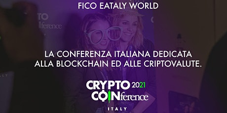 Crypto Coinference 2021 tickets