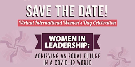 Virtual International Women's Day Celebration tickets