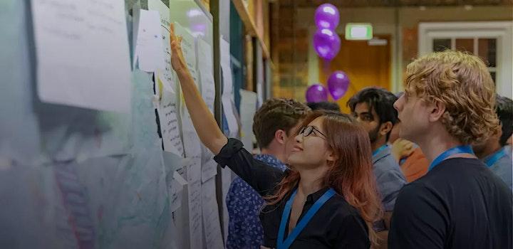 Techstars Startup Weekend Women in Tech Canada Online 04/2021 image