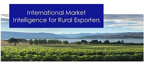 International Market Intelligence for Rural Exporters tickets