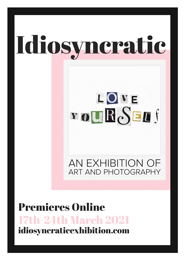 Idiosyncratic - A collaborative art and photography online exhibition image