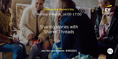 International Women's Day: Sharing stories with Shared Threads tickets