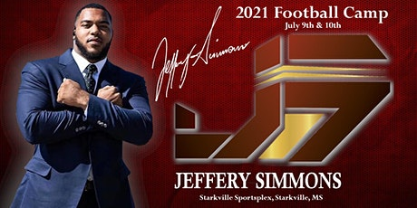 2021 Jeffery Simmons Football Camp tickets