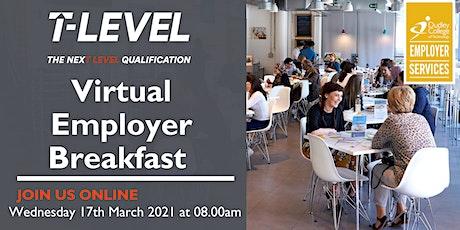 T Levels - Employer Breakfast Meeting tickets