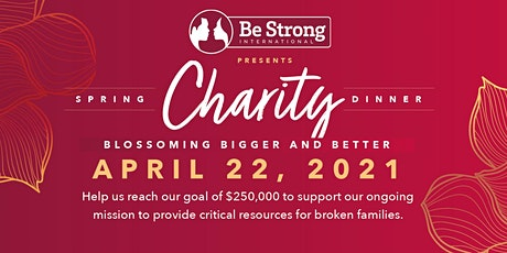 Spring Charity Virtual Event 2021 tickets