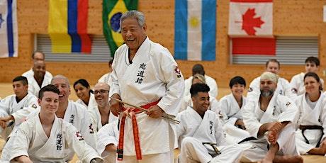 2021 Beikoku Shidokan Karatedo Virtual Spring Seminar tickets