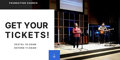 March 7th Worship tickets