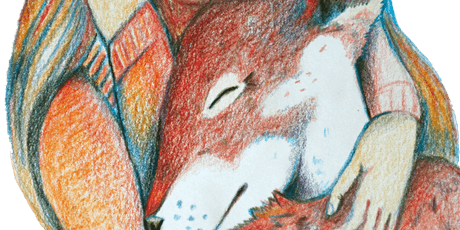 Drawing with Coloured Pencils - Mindful art class tickets