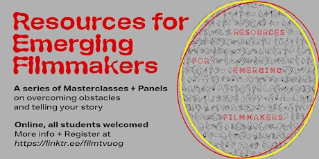 Resources for Emerging Filmmakers tickets