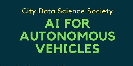 AI for autonomous vehicles Tickets