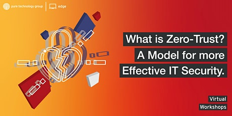 What is Zero-Trust? A Model for more Effective IT Security. ingressos