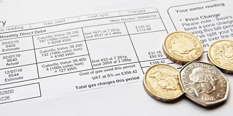 Money Matters;  energy saving tips and  funding for home improvements tickets