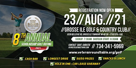 8th Annual Veteran Owned Business Roundtable Scholarship Golf Outing 2021 tickets