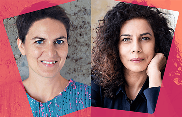 In conversation with Anna Heringer and Anupama Kundoo image