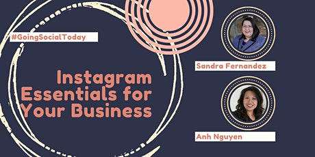 Instagram Essentials For Your Business tickets