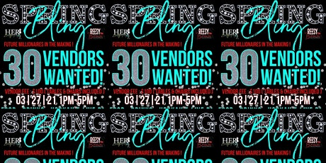 Spring Bling Pop Up Shop (VENDORS WANTED) tickets
