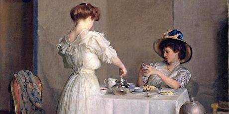 Queen Mum High Tea @ The Parlour tickets