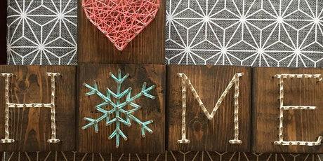 Spring String Art Workshop tickets