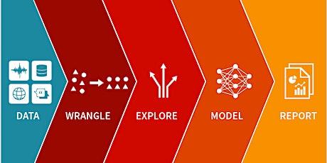 Free webinar - Building a Data Science Pipeline bilhetes