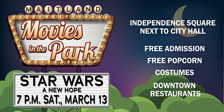 Maitland Movie in the Park tickets