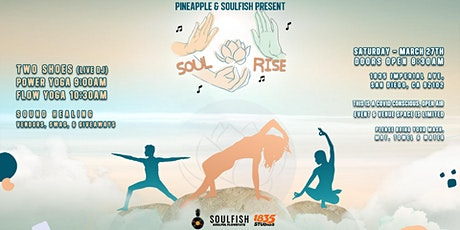 SoulRise - Morning Yoga & Live Music tickets