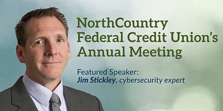 NorthCountry Federal Credit Union's Virtual Annual Meeting tickets