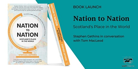Launch: Nation to Nation: Scotland's Place in the World tickets