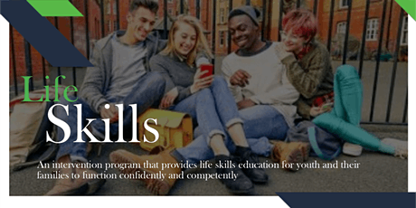 Life skills education for youth & young adults tickets