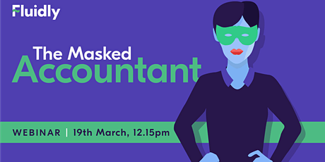 The Masked Accountant tickets