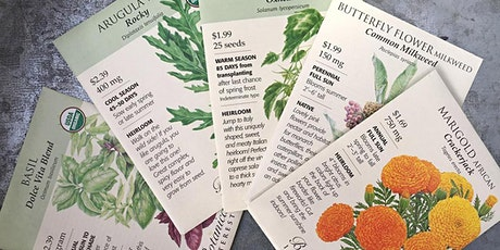 Garden School Series: Seed Starting for Cool Weather Crops tickets