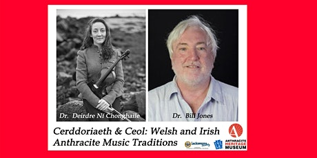 Cerddoriaeth & Ceol: Welsh and Irish Anthracite Music Traditions tickets