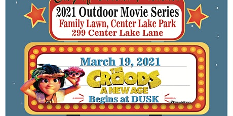 March Movie in the Park tickets